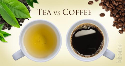 Romantic Coffee and Tea from the best plantations of the world