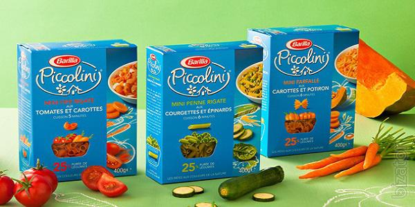Barilla Piccolini pasta with baby vegetables 400 g