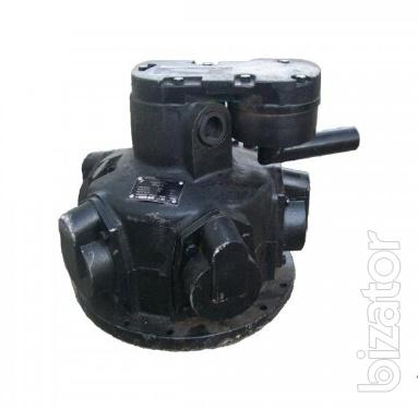 Compressed air motors К3МФ, К5МФ, К11МЛ, К18МЛ, 1К18МЛ, 2К18МЛ, К30МФ, 1К45МФ, spool boxes and reducers to them