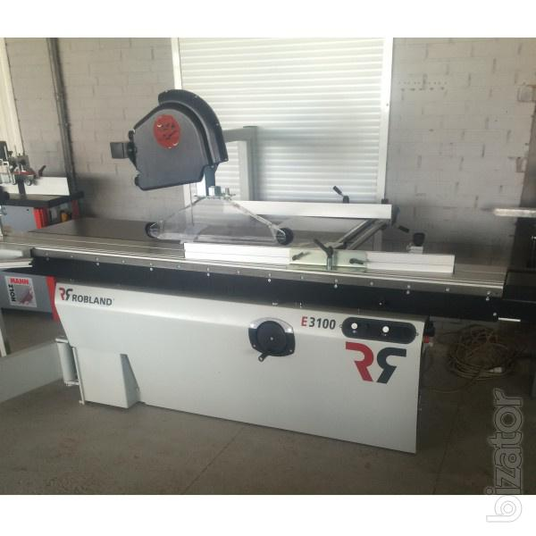 Panel saw machine Robland E 3100 - Buy on www.bizator.com