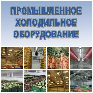 Industrial refrigeration technology in the food industry.