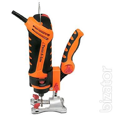 Twist a saw renovator