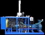 Pump station 189 kW
