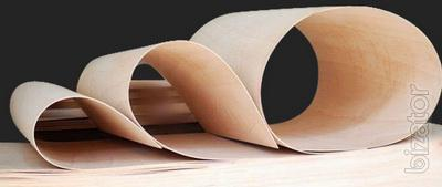 Flexible plywood for making furniture for the house and office.