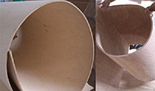 Flexible plywood Ceiba 2440х1220х5 mm.