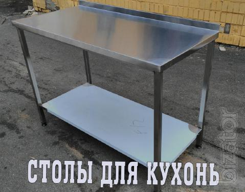 Tables stainless