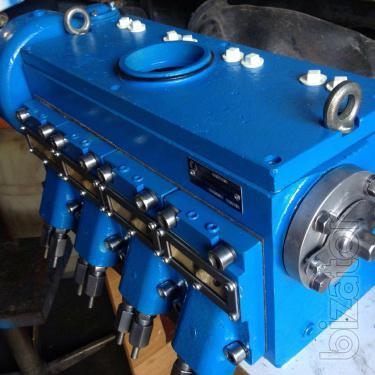 Lubricator 22-8 type NP 500, 21-8 multi-pump type NP 500
