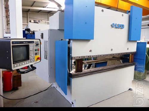 Repair and sales of machine tools LVD