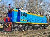 The repair of shunting locomotives series TGM, TEM