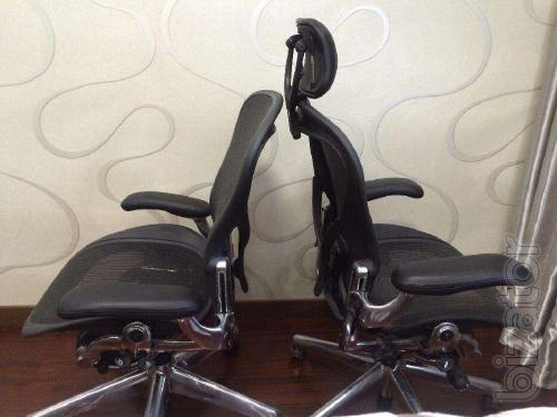 Premium Headrest For Herman Miller Aeron Chairs