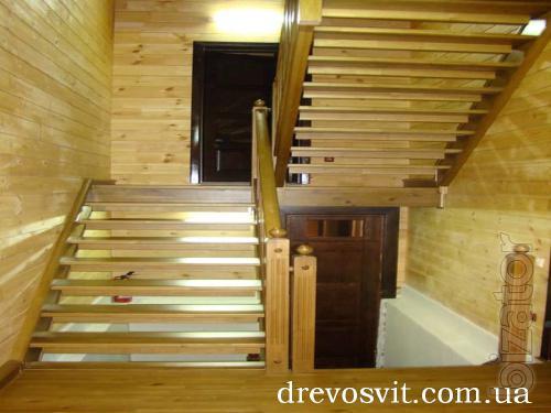 Imitation of timber (fake timber) pine