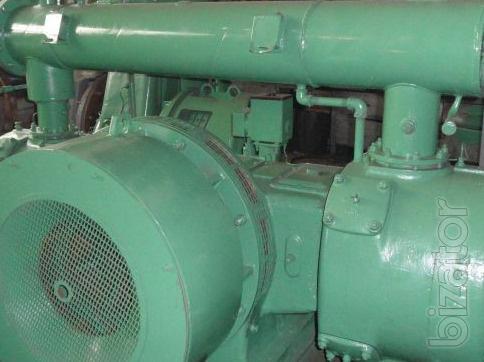 Spare parts for compressor 2ВМ4-15/25