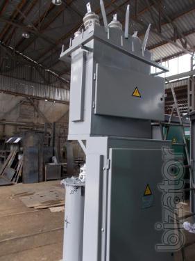 Complete transformer substation Ktpm matchcover type