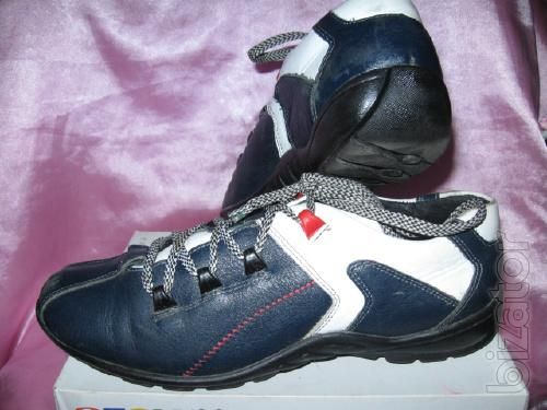 Sneakers of a teenage boy,size 39