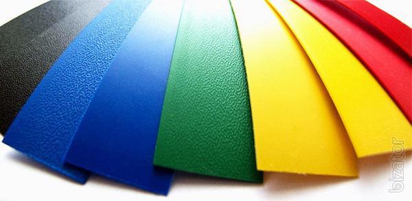 New! PVC edge for chipboard Krono-Ukraine, Swisspan.