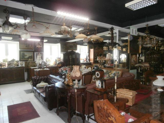 Sell antique furniture chandeliers clocks porcelain