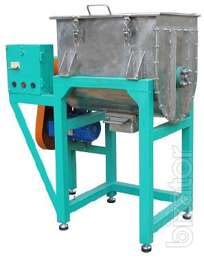 Horizontal ribbon mixers food GLSP