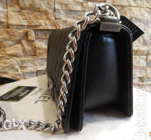 Chanel boy bag new Must-have Chanel Combat 27cm