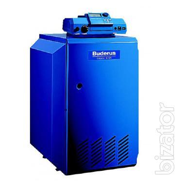 Gas boiler Buderus Logano G124 WS - 20 new original Assembly