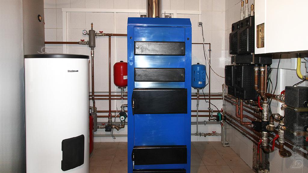 House boiler