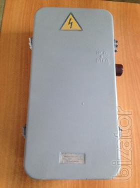 Box with switch yarp 11 m-351-32 uhl3 250A IP32