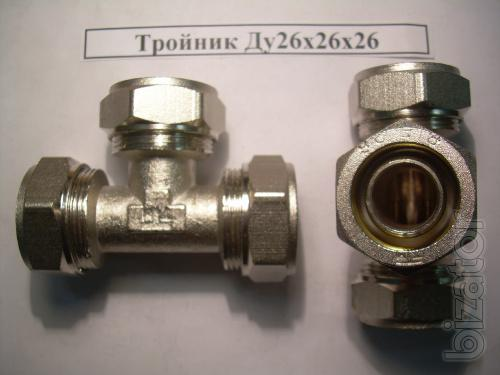 Plastic pipe and fittings: couplings, connectors, tees, angles, brackets., pipe