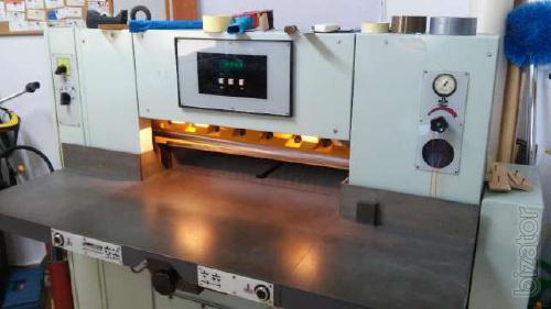 Sheeter machine Maxima 80