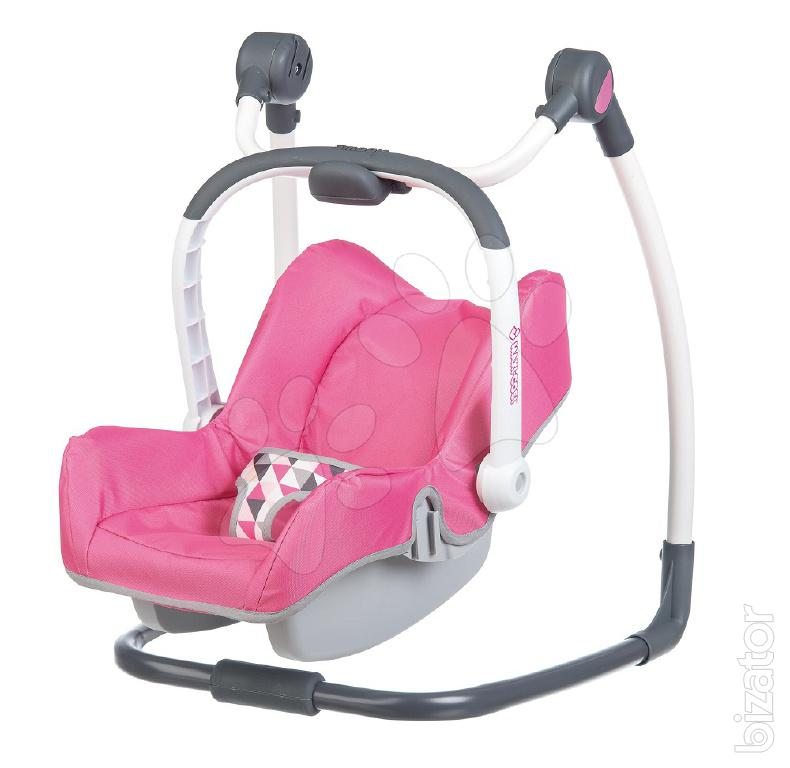 seat carrier 3 in 1 for dolls smoby maxi cosi 240226 buy on. Black Bedroom Furniture Sets. Home Design Ideas