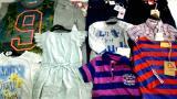 New children's clothing Міnоtі. England. For 19 euros/kg.