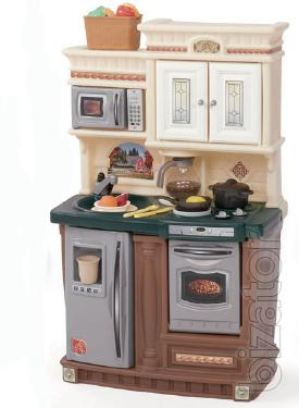 Interactive play kitchen, Step2 Traditional 8910 - Buy on ...