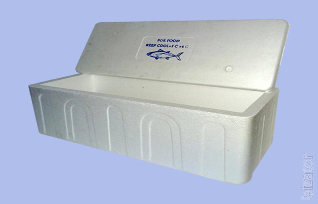 The Cold Box Of Foam The Cool Box The Box Styrofoam