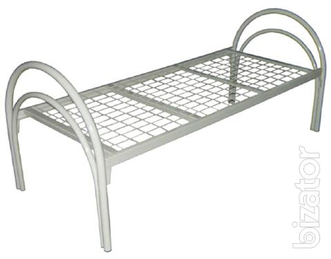 Metal beds, single Beds, bunk, Beds iron, Opt.