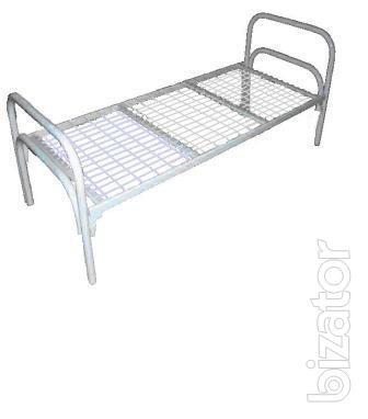 Metal beds, single Beds, bunk, Beds iron, Opt.