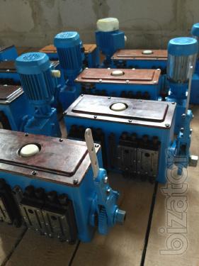 The lubrication station сн5м 21-08 lubricator