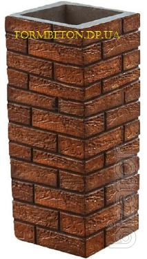 Shape stacked column K-10