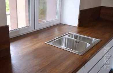 Worktop solid wood