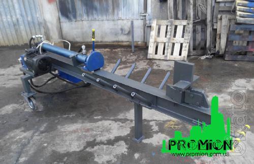 Hydraulic log splitter 8 tons