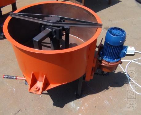 Forced concrete mixer for mixing concrete 150L