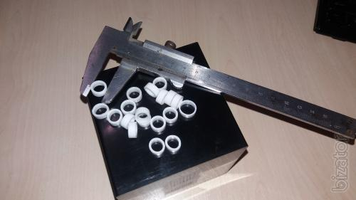 Manufacturing of parts from polytetrafluoroethylene (PTFE) and polypropylene (PPR) to order