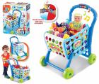 Play set Trolley for supermarket products 008-902А
