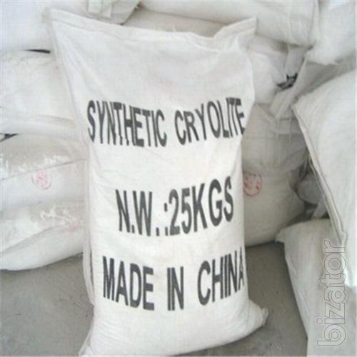 Synthetic cryolite (resp. Brand KA)