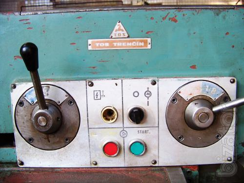 Control Panel for TOS TRENCIN SV-18 RA Lathe