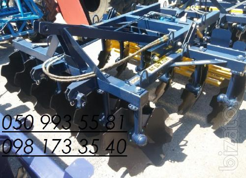 Harrow 2,1 – 2,4 -2,5 grip. Harrow AG, AGD.