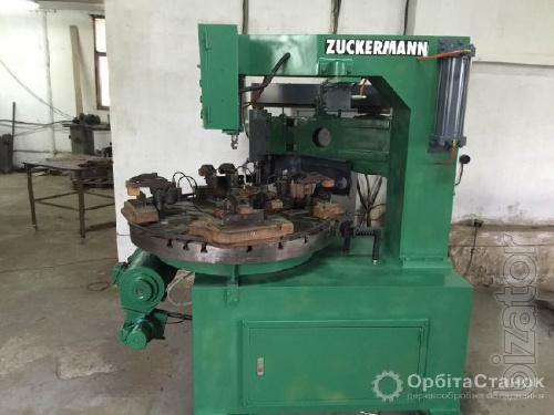 Copy milling machine carousel Zuckermann