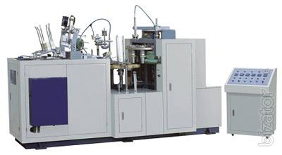Sell machine for the production of cups Victoria SBZ-12, (China new)
