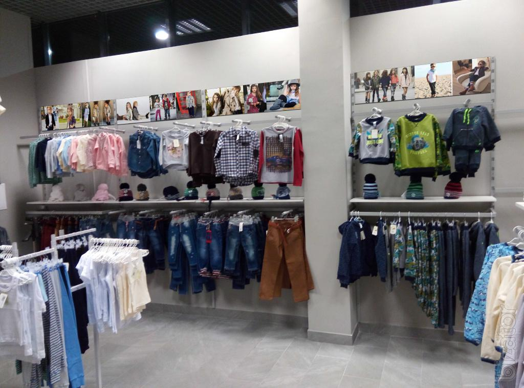 Clothing store equipment