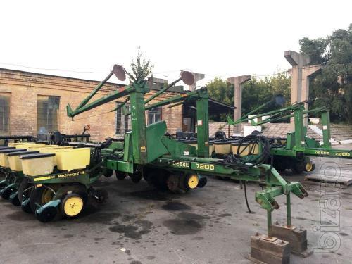 Seeder Planter John Deere 7200 16 Row T Row Buy On Www Bizator Com