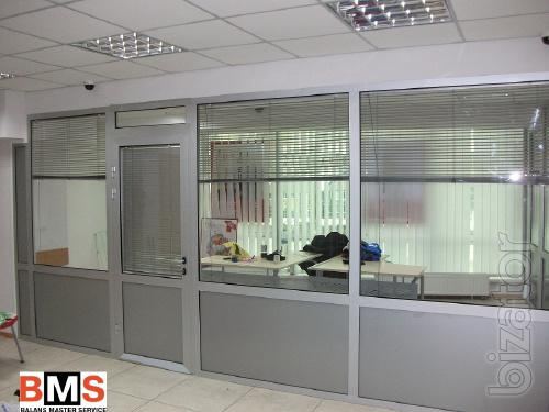 Windows doors office partitions facade design buy on for Office doors with windows