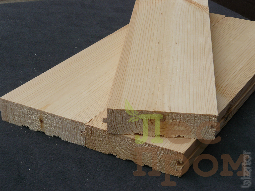 Lumber from the company lesprom buy on for 6 metre decking boards