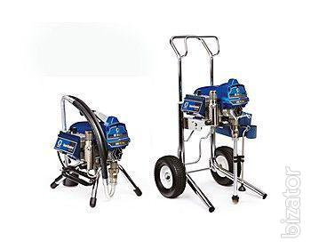 Plastering Machine Graco T Max 657 506 Rtx 1500 Buy On